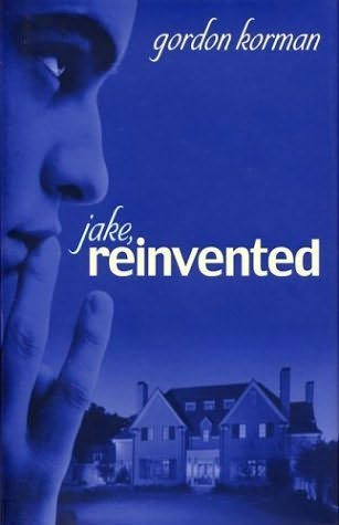 book cover of   Jake, Reinvented   by  Gordon Korman