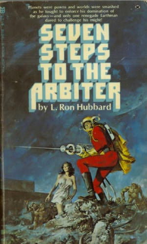 book cover of Seven Steps to the Arbiter by L Ron Hubbard