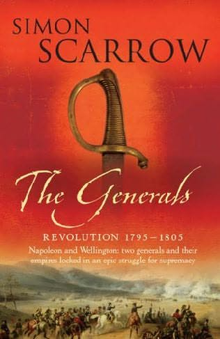book cover of  The Generals