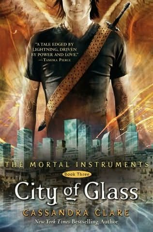 book cover of   City of Glass    (Mortal Instruments, book 3)  by  Cassandra Clare