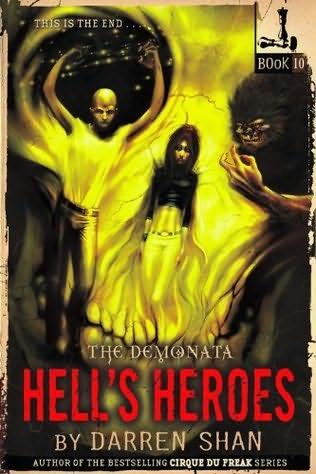 Darren Shan Hell's Heroes