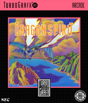 Image result for dragon spirit turbografx 16