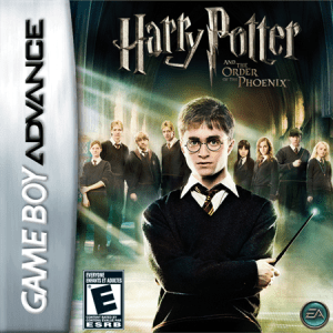 Play Harry Potter and the Order of the Phoenix Nintendo Game Boy     Harry Potter and the Order of the Phoenix Nintendo Game Boy Advance cover  artwork