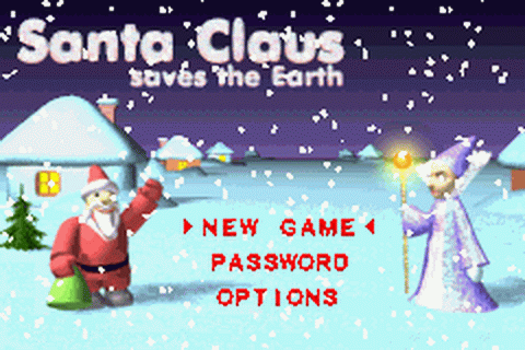 Image result for santa claus saves the earth telegames