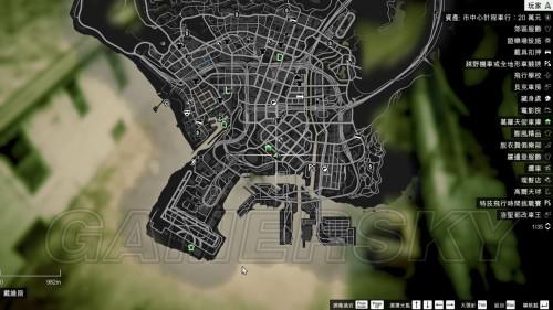 GTA5武器位置 前期三把武器位置一覽-游民星空 GamerSky.com