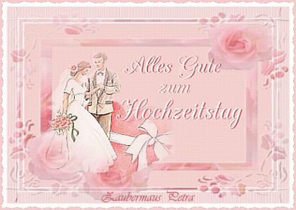 Alles Liebe Zur Hochzeitstag Spruche Gluckwunsche Zum
