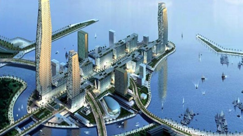 Futuristic Cities Already Being Built
