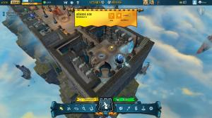The Mighty Quest For Epic Loot : Réserve d'Or