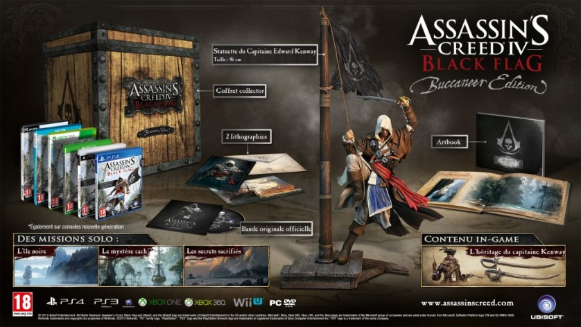 assassins creed 4 buccaneer edition