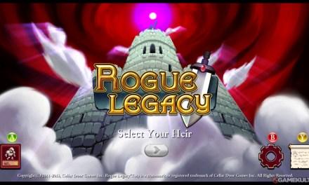 Rogue Legacy : Le HackNRecap