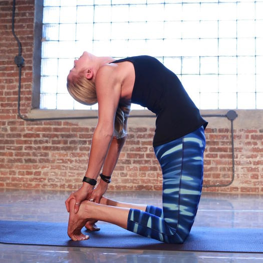morning yoga complex of exercises