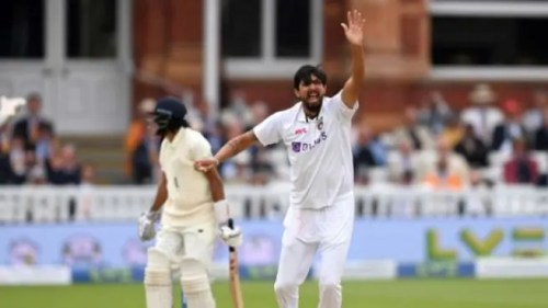 Why were India's quicks more effective than England's on day five?