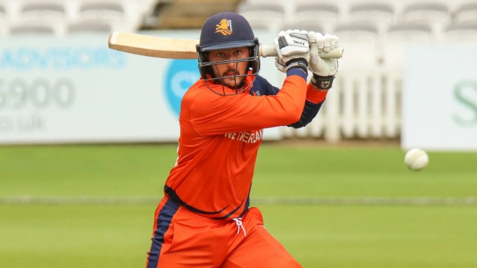 Netherlands' Wesley Barresi announces retirement from all forms of cricket