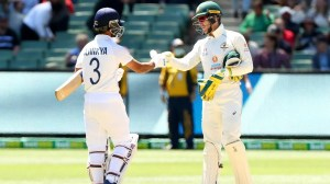 """Justin Langer laments the """"slack"""" of elimination in the World Cup"""