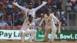 Ind vs. Eng – 3rd Test – Ahmedabad – England collapse after winning the throw