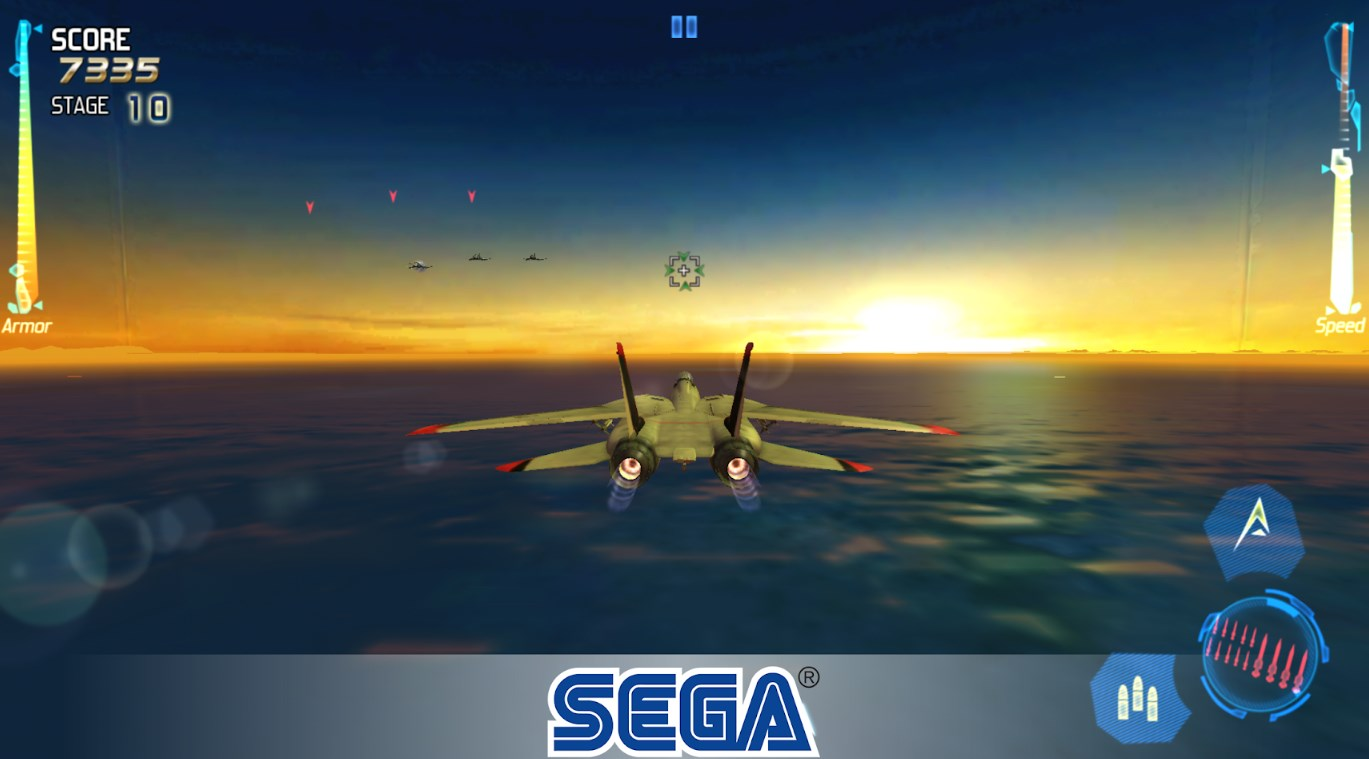 After Burner Climax da SEGA