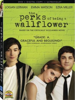 DVD cover for Perks of Being a Wallflower