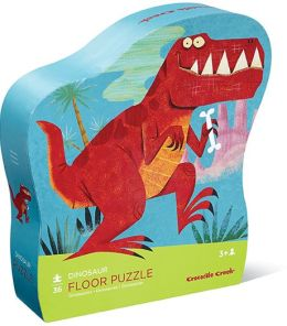 Baby Dinosaur 36 Piece Shaped Box Floor Puzzle