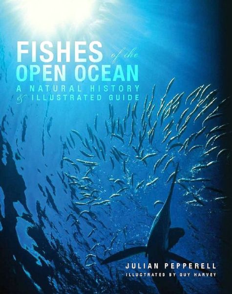 book cover for Fishes of the Open Ocean