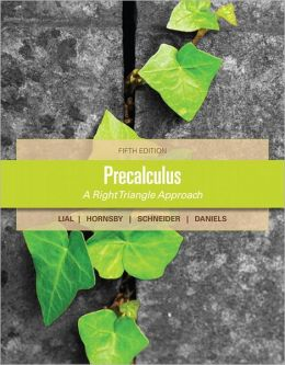 book cover for Precalculus