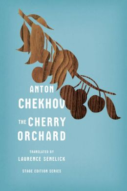 book cover for Cherry Orchard