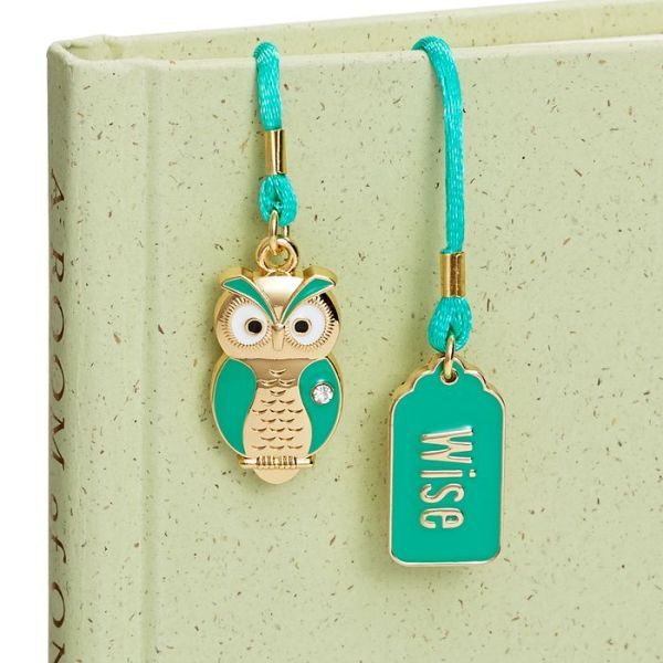 Owl Wise Bookmark