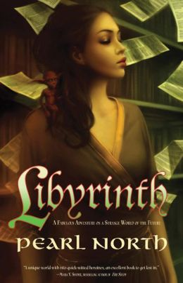 Libyrinth (Libyrinth Series #1)
