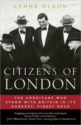 book cover for Citizens of London