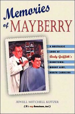book cover for Memories of Mayberry