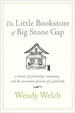 book cover for Little Bookstore of Big Stone Gap