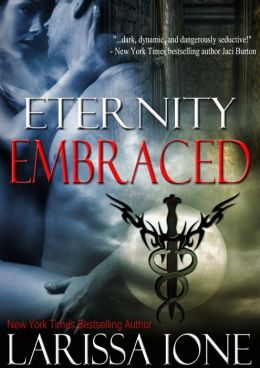Eternity Embraced (Demonica Series)
