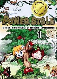 Power Bible: Bible Stories to Impart Wisdom