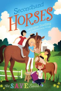 Secondhand Horses (S.A.V.E. Squad Series #3)