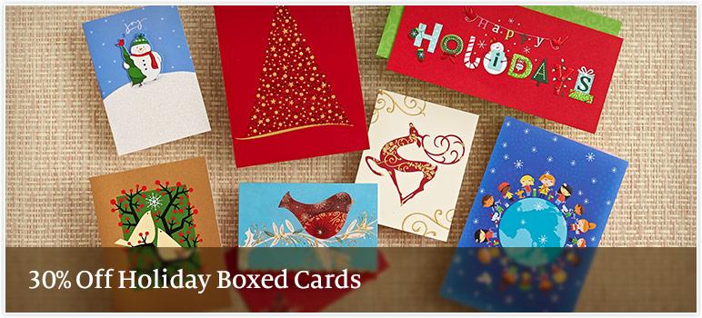 BARNES Amp NOBLE Holiday Boxed Cards Unicef Christmas