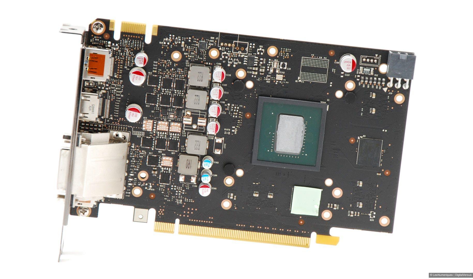 Zotac Geforce Gtx 960 Amp Test Complet