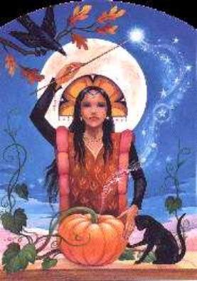 Хэллоуин, история, ритуалы, заговоры, гадания…