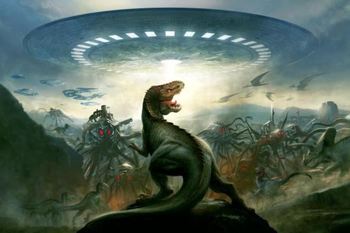 Ученые до сих пор рассуждают над причинами вымирания ящеров...