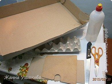 Из яичных лотков. Декоративные КАМНИ для отделки стен (7) (390x292, 104Kb)