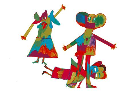 ребенка  по понять как психологию рисунку