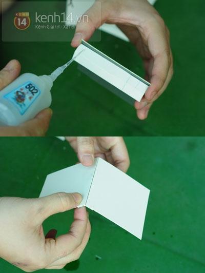 Из картона. Домик для чайных пакетиков. Мастер-класс (4) (400x532, 100Kb)