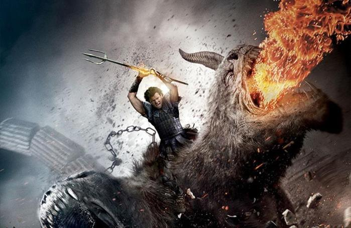 Новые фильмы о мифах Древней Греции
