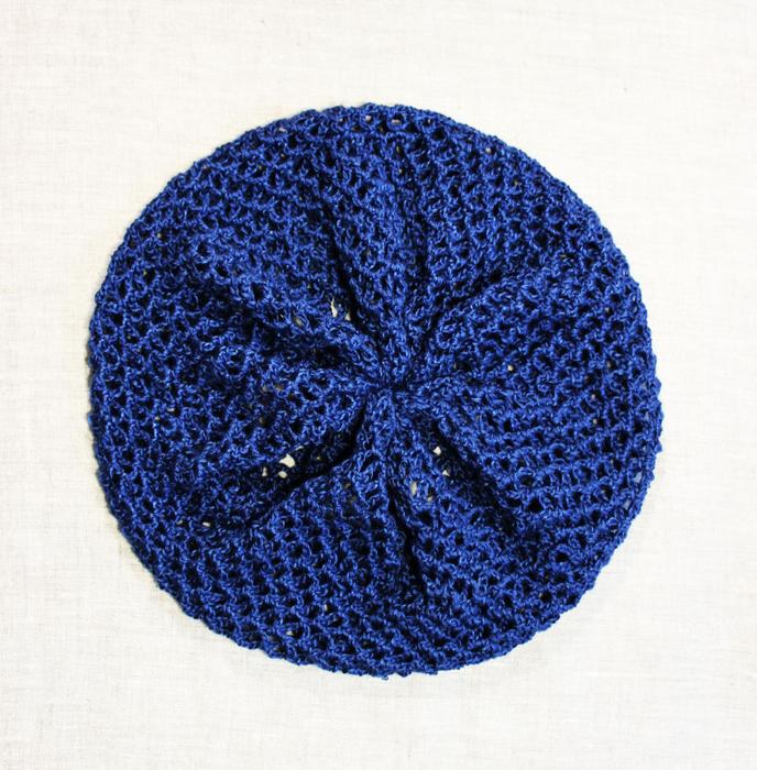 blue beret 3 (688x700, 622Kb)