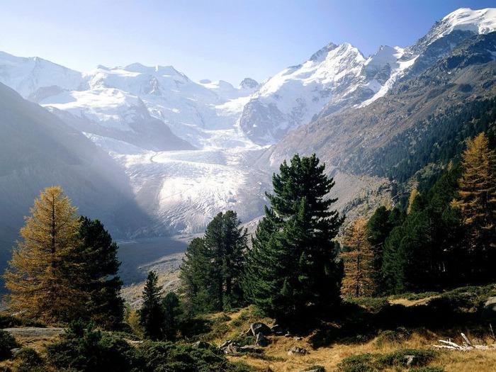 Лучшие виды Швейцарии 13