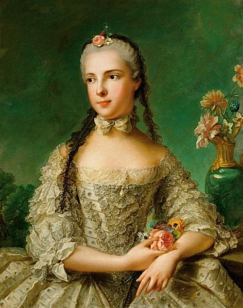 Princess Isabella Maria of Parma (1741-1763) (500x634, 275Kb)