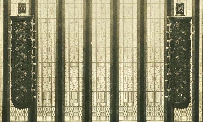 """Исторический """"Универмаг Тица"""" в Дюссельдорфе – последняя работа гения Ольбриха"""