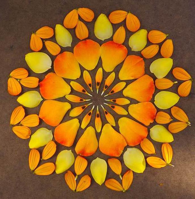 цветочные мандалы фото 11 (687x700, 172Kb)