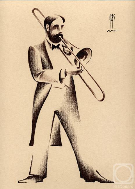 Олег Ильдюков тромбонист (464x650, 46Kb)