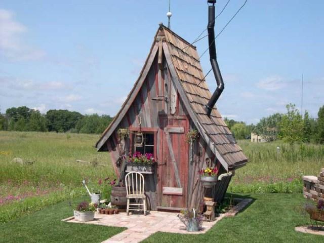 деревянные домики для дачи Дэн Поли 6 (700x525, 326Kb)