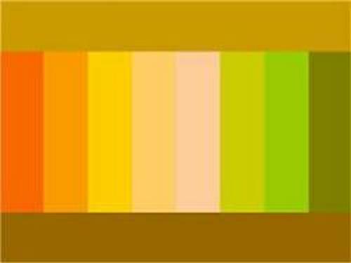 25af0d99 Kamelfarge kombinert med grå-blå og lilla; beige brun, blå og lilla; oker  og brun; gul, rød og hvit; grønn og hvit; hummer rød.
