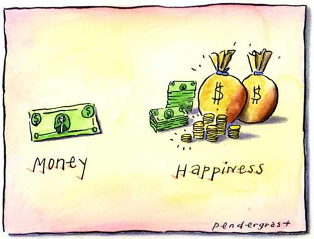 Деньги и счастье: интересная и противоречивая тема